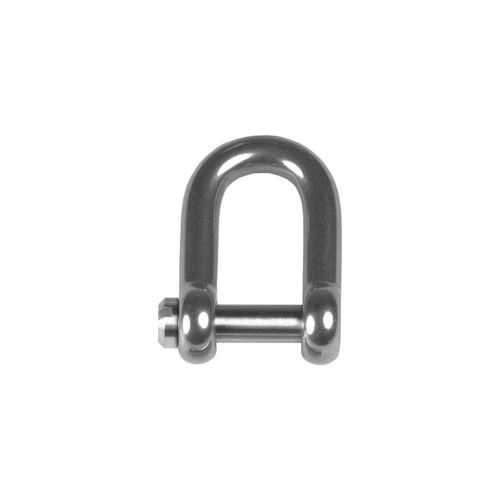 "Ronstan Series 80 Shackle, 6mm (1/4"") Pin inc. Slotted Head Pin"
