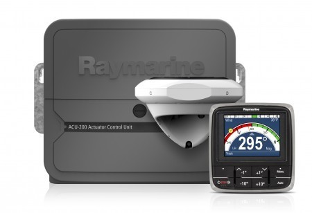 Raymarine Evolution EV-200 Linear Paket mit p70 Bedieneinheit