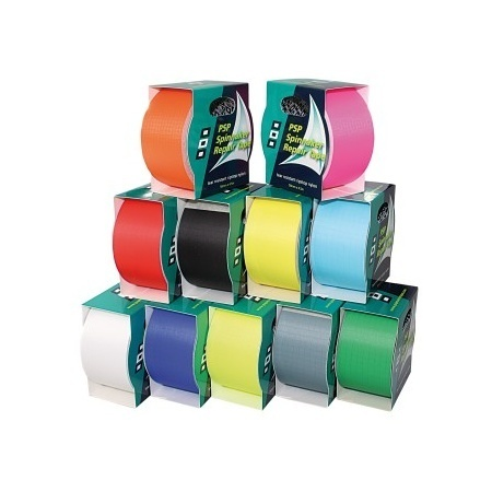 PSP MARINE TAPES RIPSTOP Spinnaker-Tape 50mm x 4.5m gelb