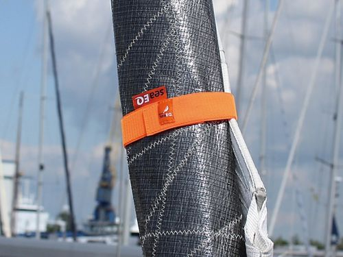 4er-Set Hook´n Loop Tape (HLT 850 orange)