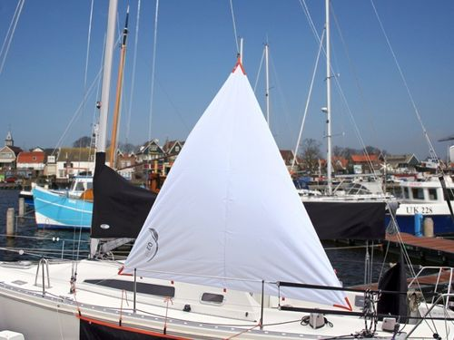 Weather-Sail (WS 270), white
