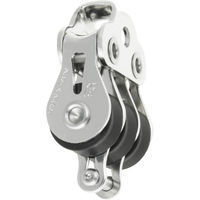 Ronstan Serie  S15 BB Block,Triple Becket (No Shackle)