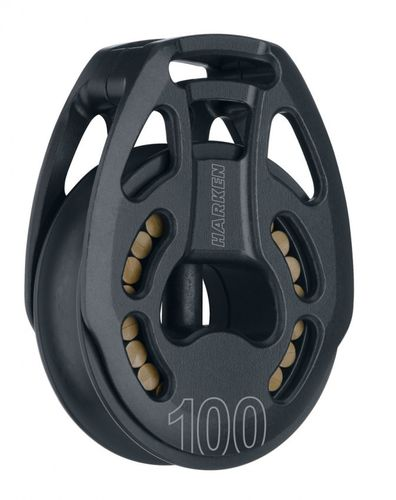Harken 100 mm Black Magic Loop Block