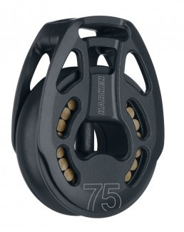 Harken 75 mm Black Magic Loop Block