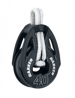 Harken 40mm Carbo T2 Loop Block