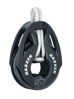Harken 57mm Carbo T2 Loop Block